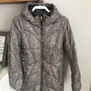 Lole down winter jacket